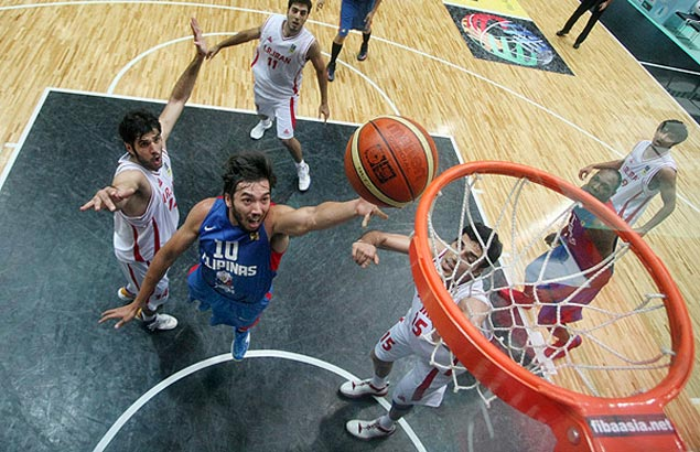Reyes laments Gilas' cold shooting after heavy defeat to Iranians