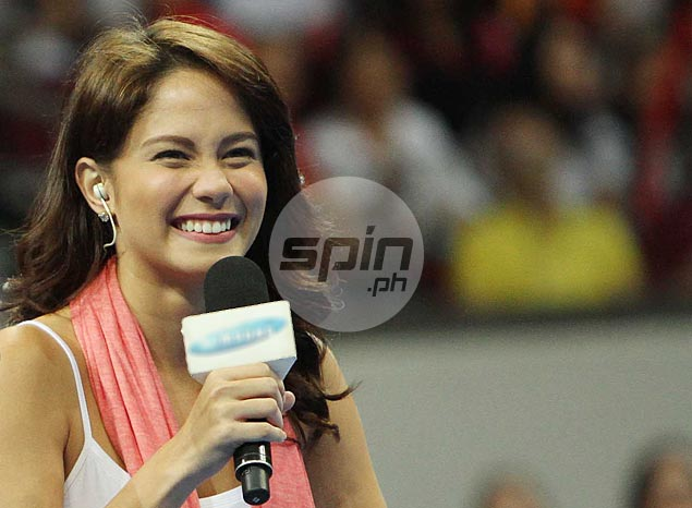 Actress Jessy Mendiola, part of a regular dance group in a Sunday ...