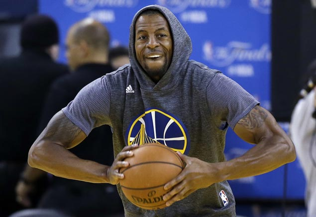 Andre Iguodala back in focus as he faces LeBron James anew ...