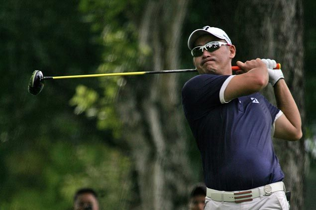 Steady finish gives Angelo Que share of fourth in Japan Golf Tour event