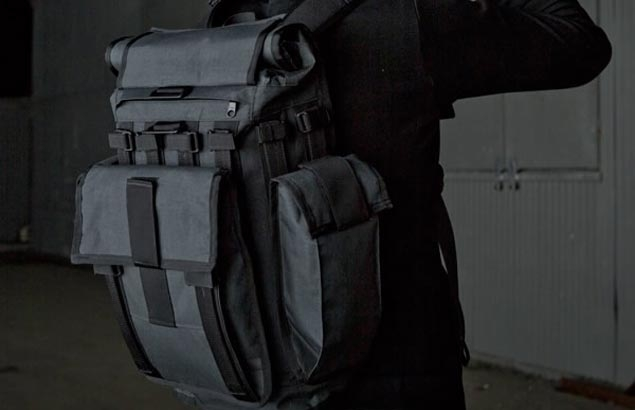 Pack Man:If your budget can afford it, this could be the perfect do-it-all backpack for you