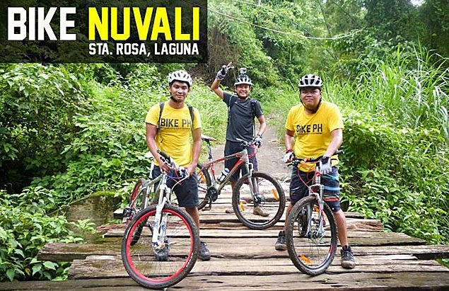 Pedal power boosts tourism with Bike PH's guided tours to famous trails