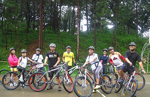 MTB newbies' first crack at Maarat Trail a learning curve - and exhilirating experience