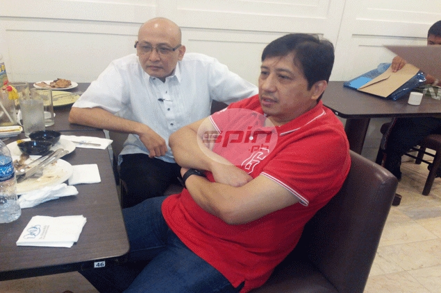 Barako insists trading away draft picks part of `team strategy'