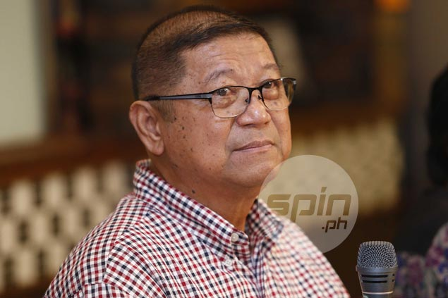 Butch Ramirez vows to double NSA budgets but expects better performances in return