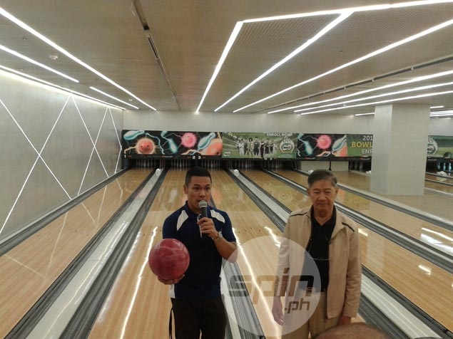 Where R They Now: Former World Cup champ CJ Suarez seeks to revive bowling in corporate role