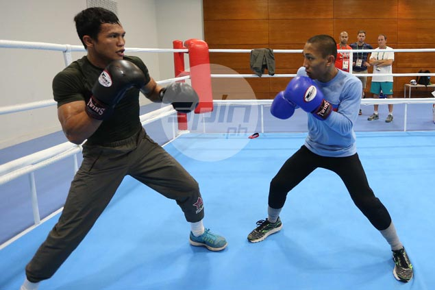 Olympian Rogen Ladon banners PH team campaign to Asian championship in Uzbekistan