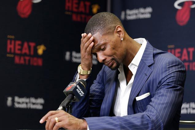Riley: Bosh's career with Heat likely over