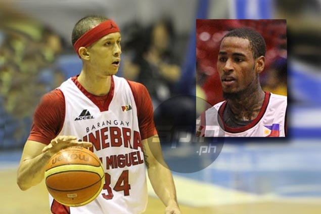 Chris Ellis hoping Gabe Freeman's athleticism, familiarity with PBA brand of play can rescue Ginebra's campaign