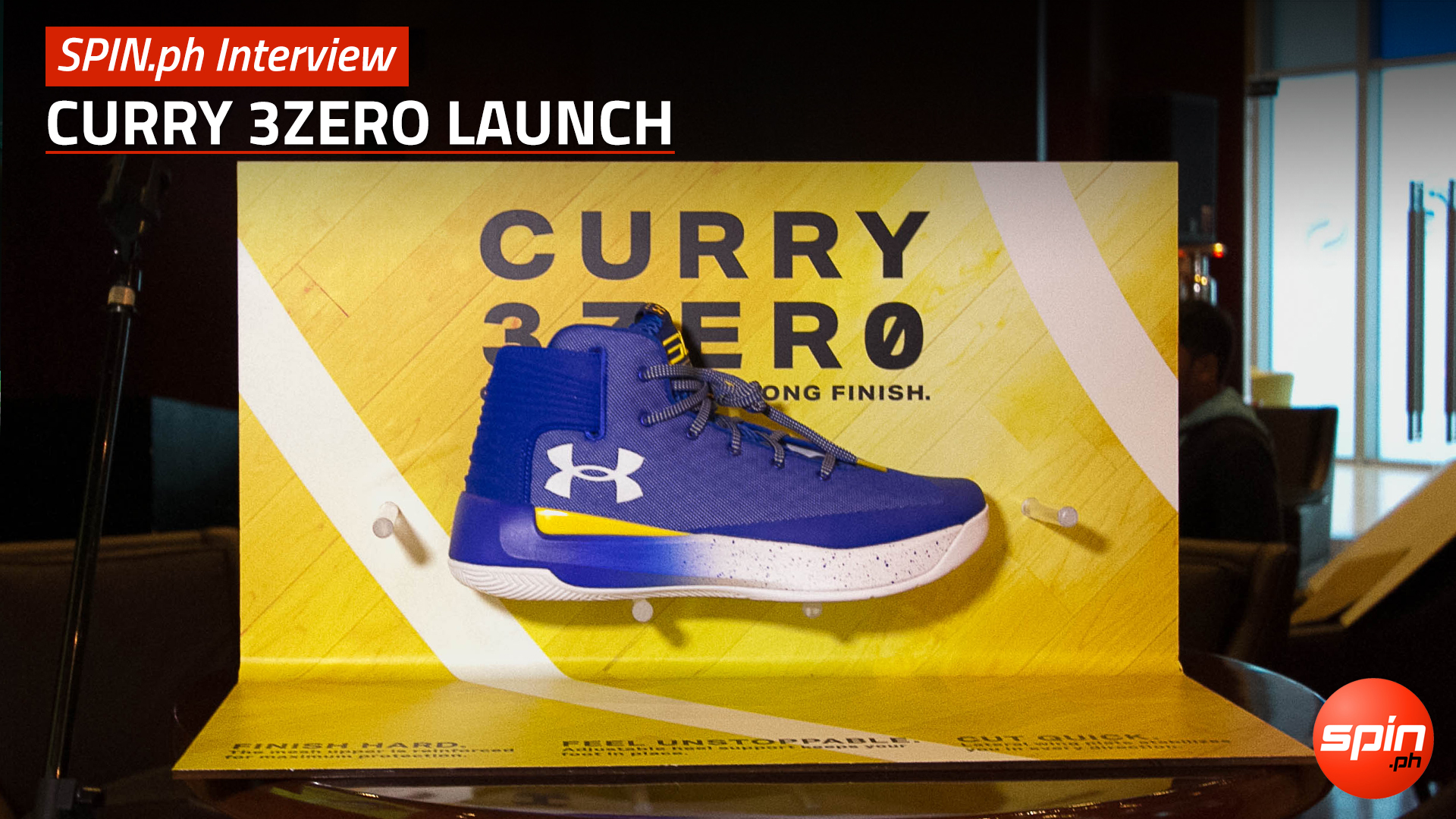 SPIN.ph Interview: Curry 3Zero launch