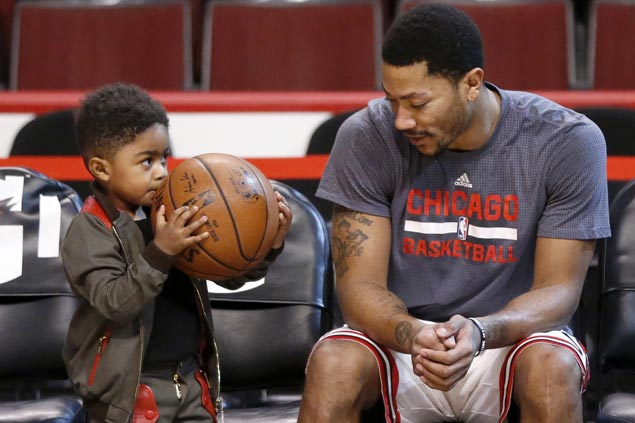 Bulls' Rose misses second straight game (hamstring tendinitis)