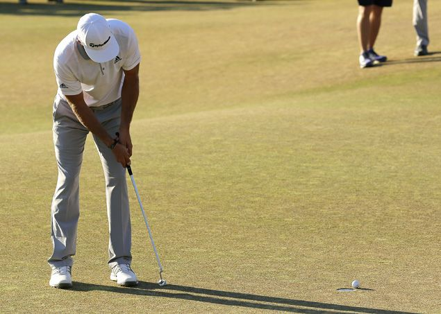 American Pharoah's Triple Crown, Dustin Johnson's three-putt highlight best and worst of sports in 2015