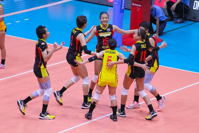 Aby Marano shows way as F2 downs Navy to stay unbeaten, regain share of lead in PSL All-Filipino