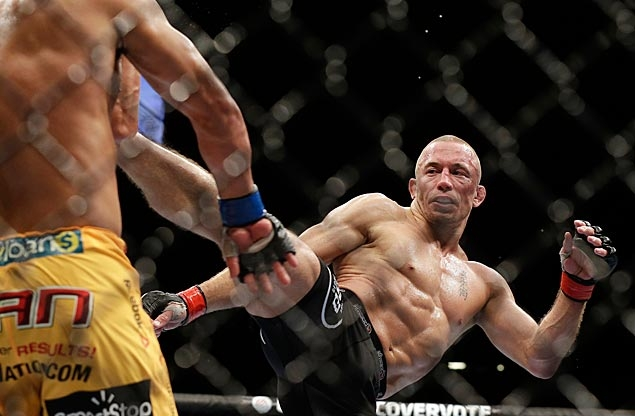 UFC: Georges St-Pierre to return to octagon