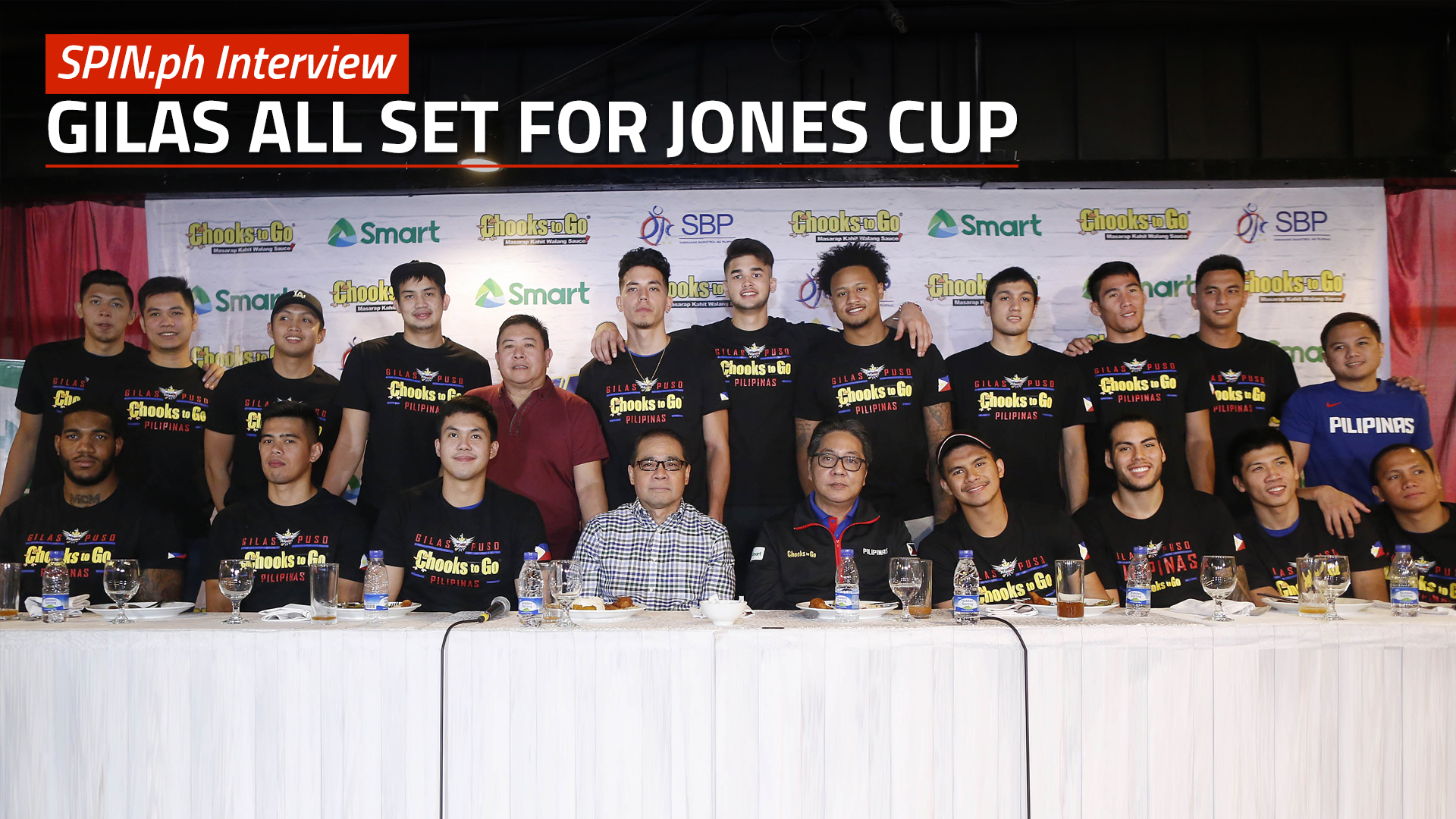SPIN.ph Interview: Gilas all set for Jones Cup