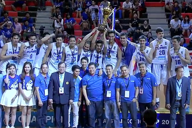 Sharper Gilas cadets put host Thailand in its place with big win in Seaba Cup final