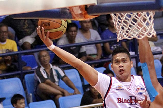 Blackwater coach on 'Mr Energy' Gilbert Bulawan: 'S'ya pinakamalakas sa team'