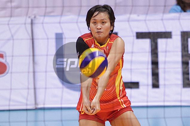San Sebastian one win away from outright finals berth in NCAA women's volley with rout of Lyceum