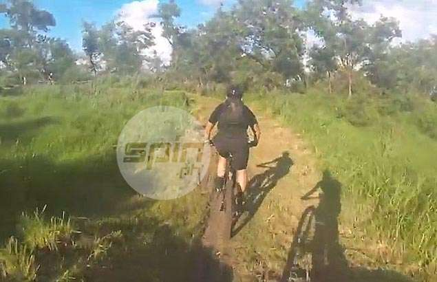 Longing for quick mountain-bike dirt fix in urbanized Manila? Try out Heroes Trail