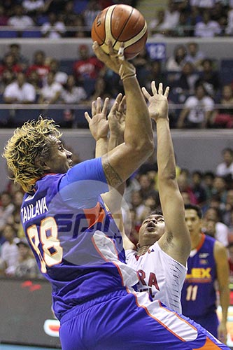 Age is nothing but a number for the ageless one, Asi Taulava