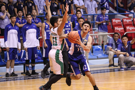 Gian Mamuyac leads Ateneo over Earist in Milcu Got Skills Elite caging