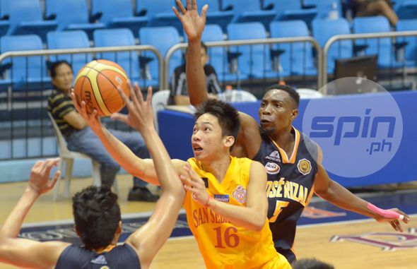 Rhanzelle Yong's decision to stay put has been a huge boost for the Stags. Photo by Eldridge Balmaceda
