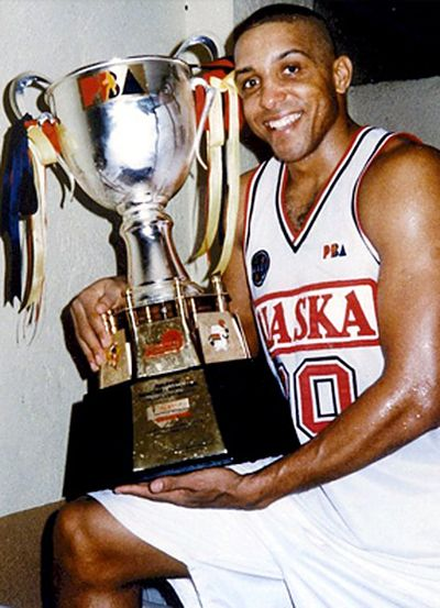 Sean Chambers played for Alaska from 1989 to 2001.