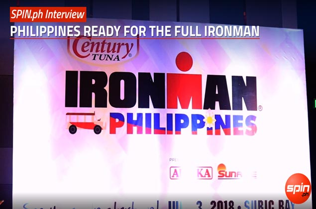SPIN.ph Interview: Philippines ready for the full Ironman