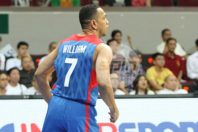 Who's Jayson William and what's he doing in a Gilas uniform? Read on