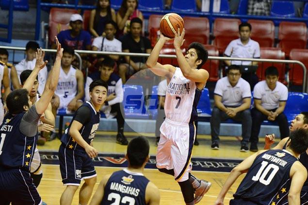 BDO-National U edges Wangs Basketball to clinch spot in Aspirants Cup quarterfinals
