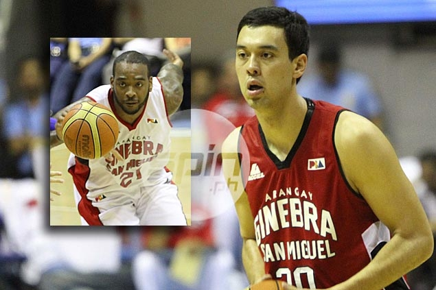 Greg Slaughter open to take up former Ginebra import Josh Powell's offer to work out with him in US in offseason
