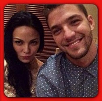 Here's one of the photos of KC Concepcion and Chandler Parsons together posted by the actress on her Instagram account xtina_ontherocks.