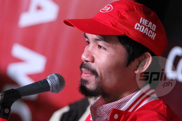 It's official: Manny Pacquiao will be head coach of Kia Motors in PBA debut next season