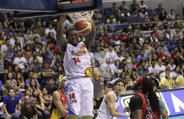 Wendell McKines back to play for San Miguel in PBA Governors' Cup
