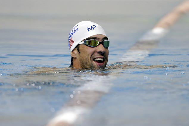 Michael Phelps to race shark? 'Shark Week' to feature 'Great Gold vs. Great White'