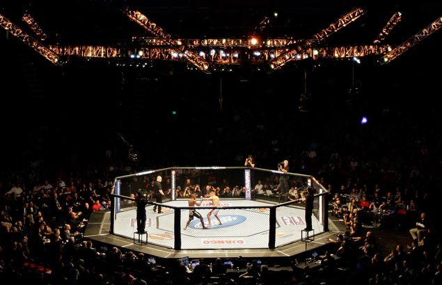 UFC to hold lone fight card in Southeast Asian region for 2017 in Singapore on June 17
