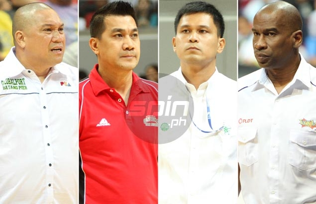 Designations aside, is Juno Sauler acting as head coach of Ginebra? Rival coaches weigh in