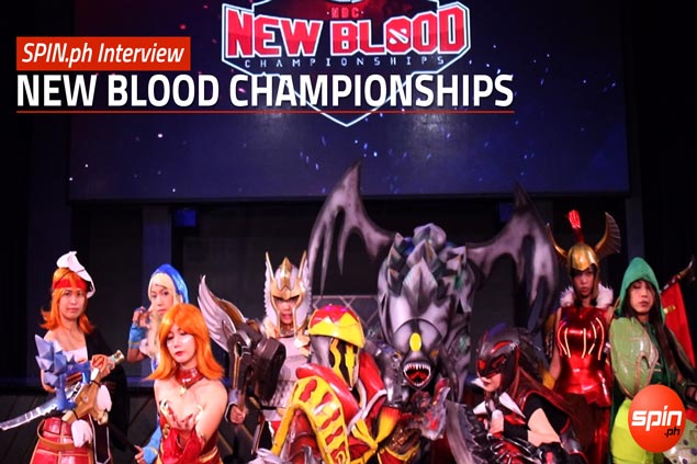 SPIN.ph Interview: New Blood Championships