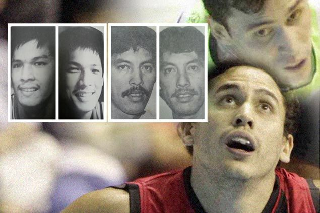 SEEING DOUBLE Semerads are not first twins to play in PBA. Meet two other pairs