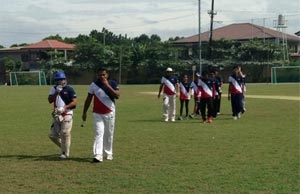 For the first time, a cricket team composed of Filipinos played an official cricket match when the Philippine Development Team took to the field against the Manila 'Roos, a team of Australian expats. The Filipinos won. PCA
