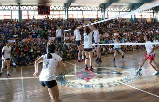 General Trias team show off their own skill set through exhibition games against Amihan team.