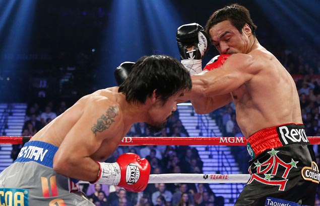 Here's why Juan Manuel Marquez no longer wants fifth fight vs Manny Pacquiao