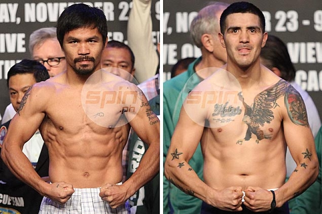 Macau has a hometown feel for Pacman as rival Rios constantly hears the jeers
