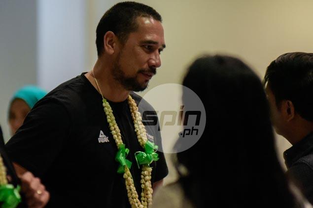 NL coach Paul Henare played for Tab Baldwin in his five-plus years as coach of the Tall Blacks. Jaime Campos