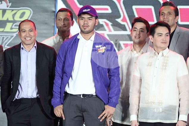Air21 adds height to its lineup with the 16th pick, taking former ...
