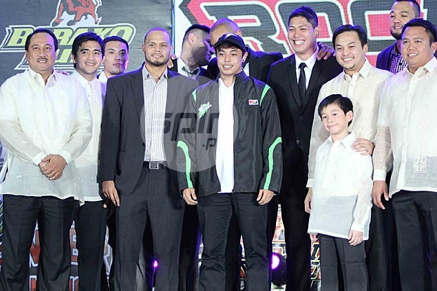 Barako Bull also traded the fifth and sixth picks to Globalport, which ...