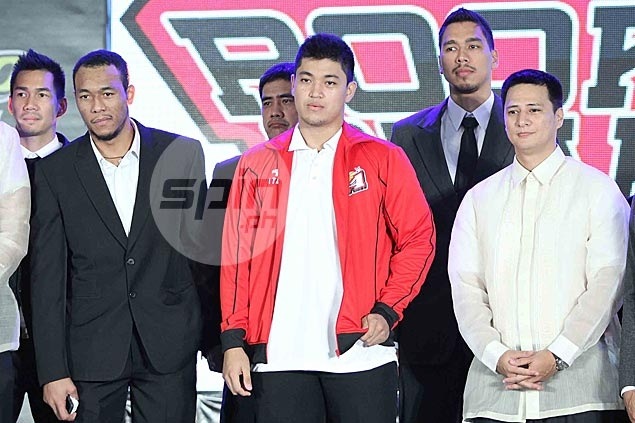 Ateneo's Ryan Buenafe, a no-show at the PBA Rookie Biometrics, was a