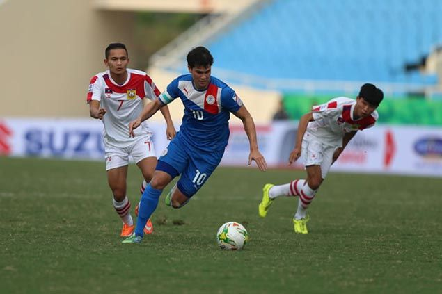 Vietnam loss a wakeup call for Azkals, says Phil Younghusband
