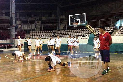 Top Super Liga and college players gear up for the national team tryouts. Photo by Mei-Lin Lozada