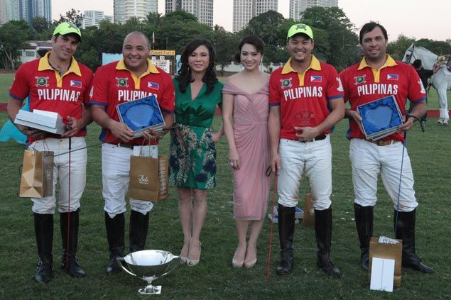 Obregon stars as Team Philippines turns back Dubai in Belo
